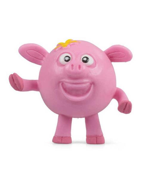 Balon gniotek bajkowy- swinka