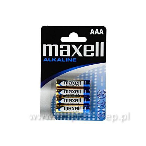 Bateria alkaliczna Maxwell LR-3 AAA