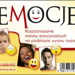 Emocje karty harmonia