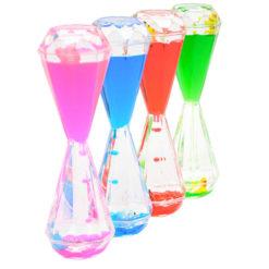 Kolorowa klepsydra