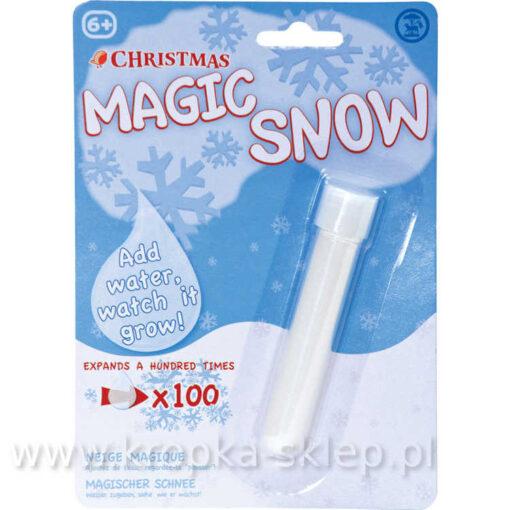 Magiczny śnieg