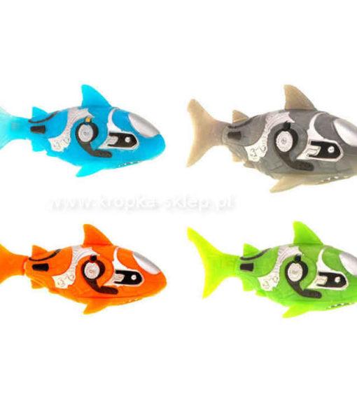 Pływająca nano rybka