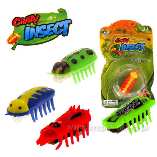 Szalony insekt nano robak