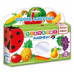 Mój mały świat - owoce i warzywa 1