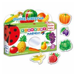 Mój mały świat - owoce i warzywa 2