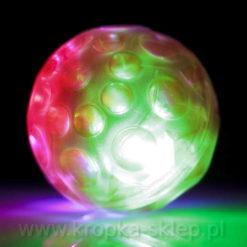 Piłka świecący meteor