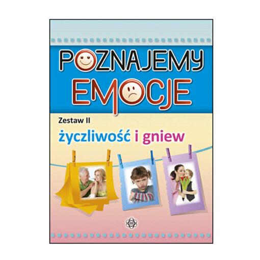 POZNAJEMY EMOCJE Zestaw II