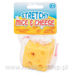 Rozciągliwy ser z myszkami 2