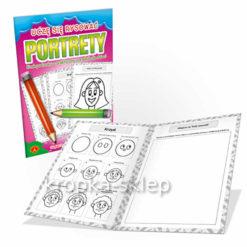 Ucze sie rysowac portrety 2