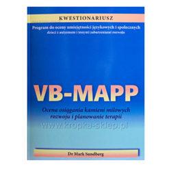 VB-MAPP Kwestonariusz