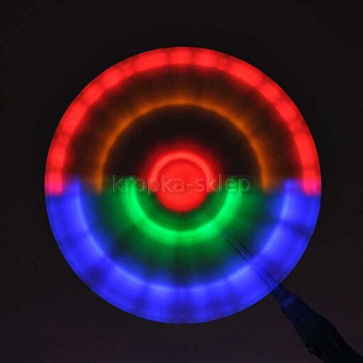 Wiatraczek LED