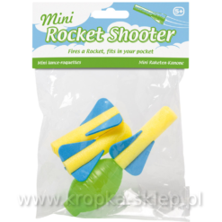 Wyrzutnia piankowych rakiet