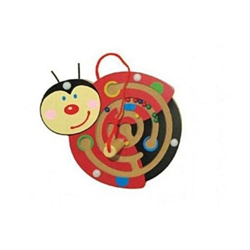 Zabawka magnetyczna biedronka