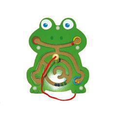 Zabawka magnetyczna żaba