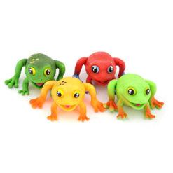 Żaba gniotek z kuleczkami