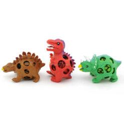 Dinozaur antystresowy gniotek winogrono