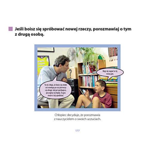Ilustrowany podręcznik umiejętności społecznych