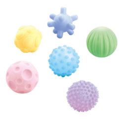 Piłeczki strukturalne gryzaczki