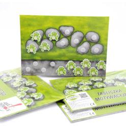 Tabliczka motywacyjna Zielone Żabki