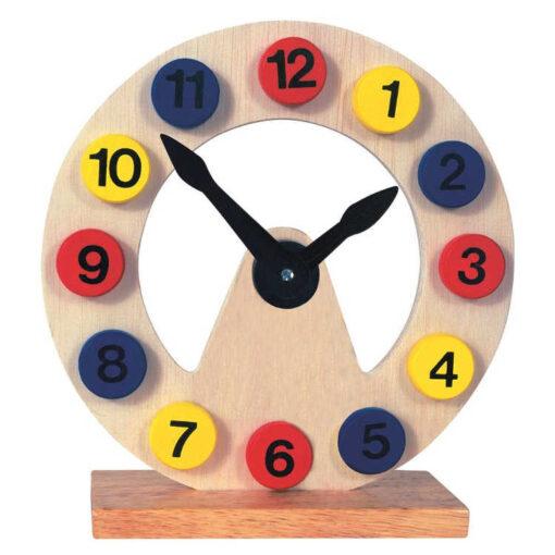 Zegar nauka godzin