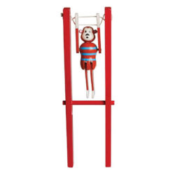 małpka akrobatka