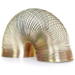 Mini sprężyna metalowa
