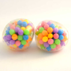 Kolorowe kuleczki gniotek