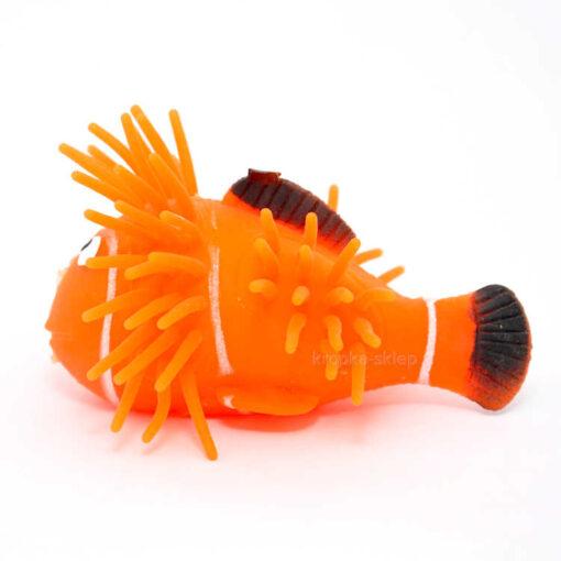 Gniotek rybka sensoryczna