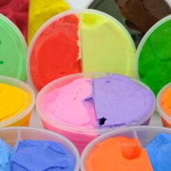 Masa odbijająca się komplet 24 kolory