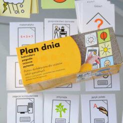 Plan dnia szkoła