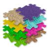 Mata podłogowa sensoryczna 8 elementów