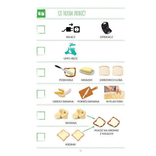 Obrazkowa książka kucharska