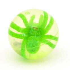 Piłka świecąca pająk